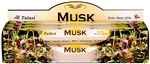 Wholesale Tulasi Tulasi Musk Incense 20 Stick Packs (6/Box)