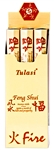 Wholesale Tulasi Feng Shui Fire Incense 20 Stick Packs (6/Box)