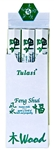 Wholesale Tulasi Feng Shui Wood Incense 20 Stick Packs (6/Box)