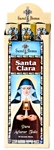 Wholesale Tulasi Saint Clara Incense 20 Stick Packs (6/Box)