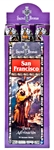 Wholesale Tulasi Saint Francisco Incense 20 Stick Packs (6/Box)