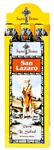 Wholesale Tulasi Saint Lazarus Incense 20 Stick Packs (6/Box)
