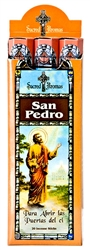 Wholesale Tulasi Saint Pedro Incense 20 Stick Packs (6/Box)