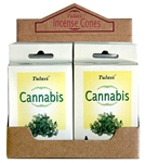 Wholesale Tulasi Cannabis Cones 15 Cones/Pack (12/Box)