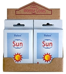 Wholesale Tulasi Sun Cones 15 Cones/Pack (12/Box)