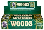 Wholesale Woods Natural Incense 15 Stick Packs (6/Box)
