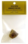 Wholesale Golden Amber Resin - 5 Gram