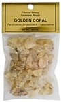 Wholesale Golden Copal - Incense Resin - 3/4 OZ.