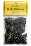Wholesale Black Ethiopian - Incense Resin - 1/2 OZ.