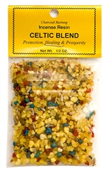 Wholesale Celtic Blend - Incense Resin - 1/2 OZ.