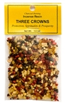 Wholesale Three Crowns - Incense Resin - 1/2 OZ.