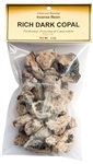 Wholesale Rich Dark Copal - Incense Resin - 4 Ounce