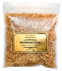 Wholesale Frankincense Incense Resin - 8 OZ.