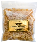 Wholesale White Frankincense Incense Resin - 8 OZ.