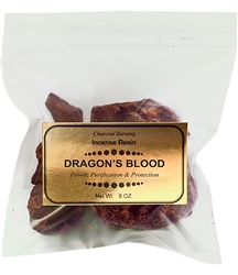 Wholesale Dragon's Blood Incense Resin - 8 OZ.
