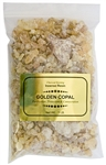 Wholesale Golden Copal Incense Resin - 1 LB.