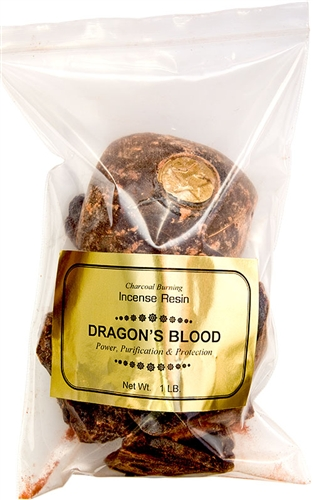 4322 Dragon's Blood - Incense Resin - 1 LB