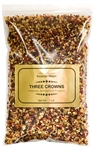 Wholesale Three Crowns Incense Resin - 1 LB.