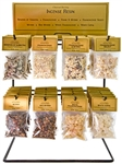 Wholesale Incense Resin Display #1 - Set of 80 Packs