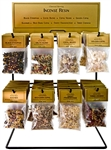 Wholesale Incense Resin Display #2 - Set of 80 Packs