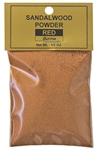Wholesale Red Sandalwood Powder (Burma) - 1/2 OZ