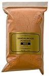 Wholesale Red Sandalwood Powder (Burma) - 1 LB.