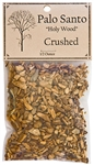 Wholesale Palo Santo Wood Crushed- 1/2 OZ.