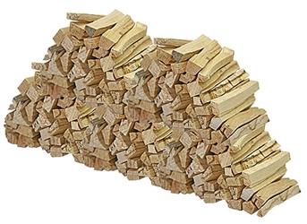 "Wholesale Palo Santo Wood Sticks 4""L - 5 LB. (Thick Sticks)"