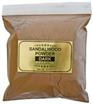 Wholesale Sandalwood Powder - Dark (S.E. Asia) - 8 OZ.