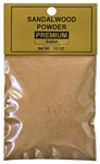Wholesale Sandalwood Powder - Premium (Indian) - 1/2 OZ.