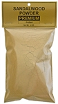 Wholesale Sandalwood Powder Premium (Indian) - 4 OZ.