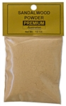 Sandalwood Powder - Premium (Australian) - 1/2 OZ.