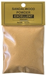 Wholesale Sandalwood Powder - Excellent (China) - 1/2 OZ.