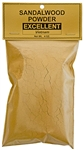 Wholesale Sandalwood Powder Excellent (Vietnam) - 4 OZ.