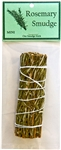 "Wholesale Rosemary Smudge 4""L (Mini)"