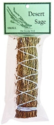 "Wholesale Desert Sage Smudge 5""L (Small)"