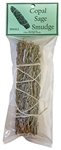 "Wholesale Copal Sage Smudge 5""L (Small)"