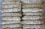 "Wholesale California White Sage Large Smudges 9""L (Pack of 100)"