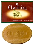 Wholesale Chandrika Sandal Ayurvedic Soap - 75 Gram