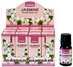 Wholesale Tulasi Jasmine Fragrance Oil 10 ML - 1/3 FL. OZ. (12/Box).
