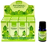 Wholesale Tulasi Patchouli Fragrance Oil 10 ML - 1/3 FL. OZ. (12/Box).