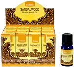 Wholesale Tulasi Sandalwood Fragrance Oil 10 ML - 1/3 FL. OZ. (12/Box).