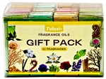 Wholesale Tulasi Gift Pack Fragrance Oil 10 ML - 1/3 FL. OZ. (12/Box).
