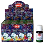 Wholesale Hem Mystic Jasmine Aroma Oil 10 ML - 1/3 FL. OZ. (12/Box)
