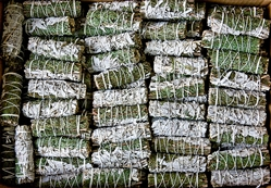 "Wholesale White Sage with Cedar 4""L (Mini) (Pack of 100)"
