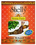 Wholesale Shelly Natural Instant Heena/Mehndi Cone Paste 30 Gram (10/Box)