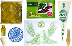 Wholesale Shelly Henna/Mehndi Kit