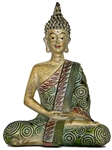 "Wholesale Lord Buddha Polyresin Statue 8""H"