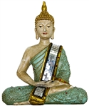 "Wholesale Lord Buddha Polyresin Statue 12""H"