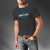 Black BRAVE T-Shirt 2XL